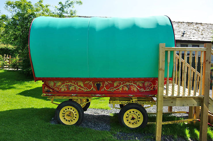 Gypsy Caravan Available