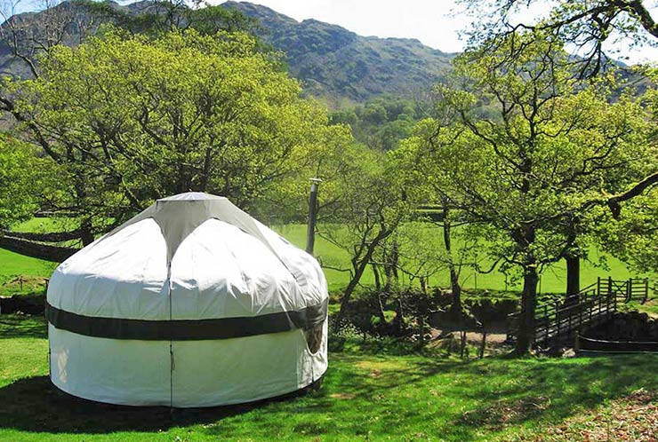 River View Yurt