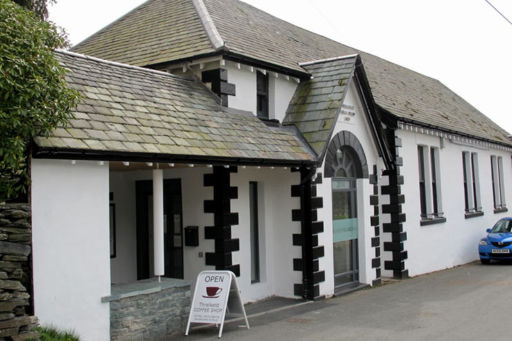 Threlkeld Village Hall Camping Barn