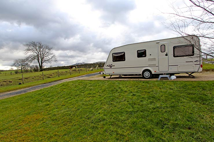Throstle Hall Touring Caravans & Camping