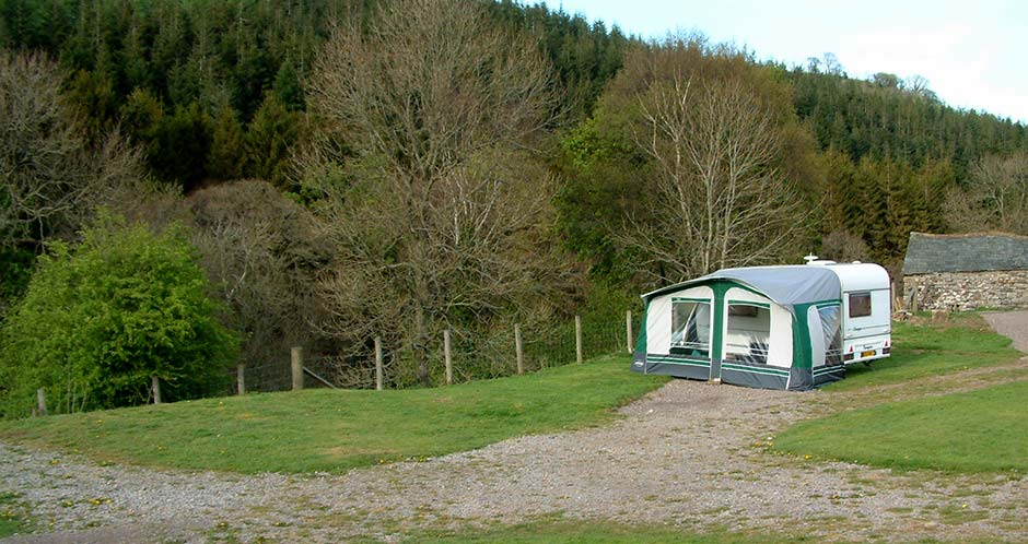 Throstle Hall Touring Caravans & Camping nr Caldbeck